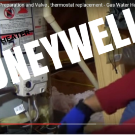 Honeywell Gas Valve Replacement
