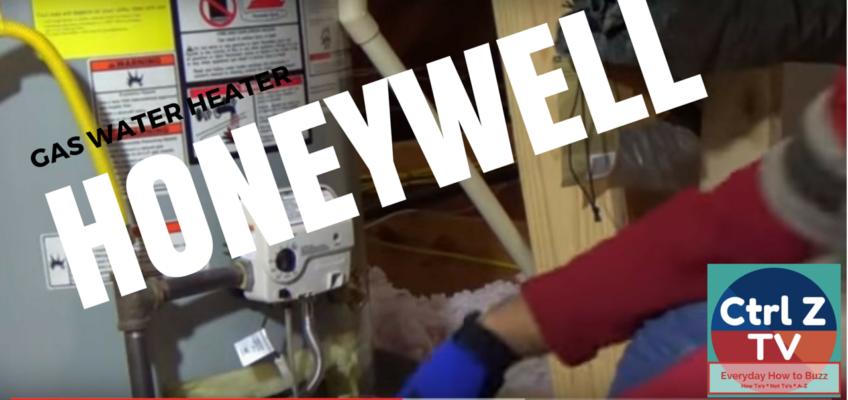 Honeywell Gas Valve Replacement